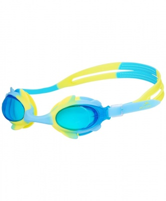 Очки для плавания 25DEGREES Yunga Light Blue/Yellow, детские